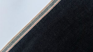 13oz Free Sample Stretch Selvage Denim Fabrics W150206