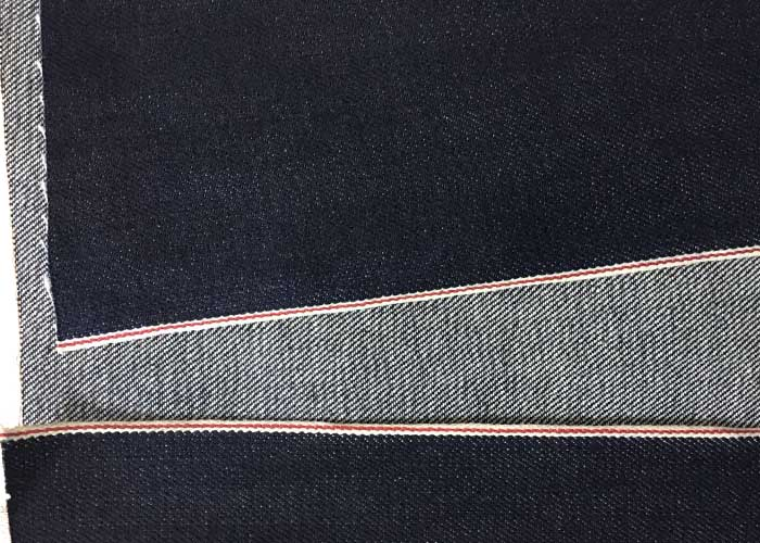 17.6oz Heavyweight Denim Jeans Fabric Materia W10833A