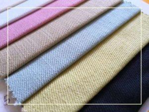 13oz Top Grade Garment Materia Slub Denim Fabric Supplier 100%Cotton W1001