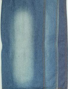 7.11oz Plain Weave Trousers Shirting Material Cheap Denim Fabric W060E