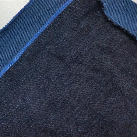 18.6oz Blue Mens Selvedge Denim Fabric Wholesale W89833-4