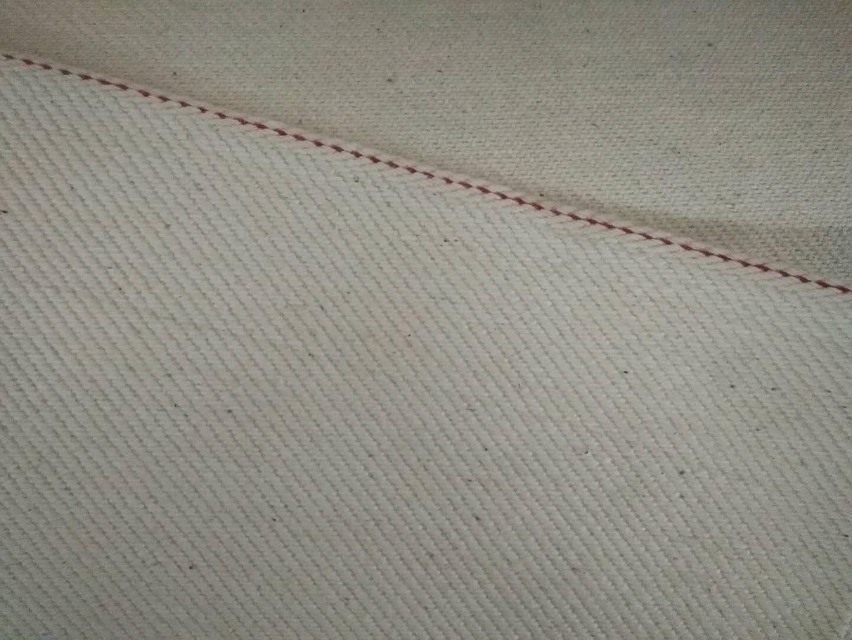 22.9oz Levis Selvedge Denim Brands Fabric For White Oak Cone Denim Jeans W3753C